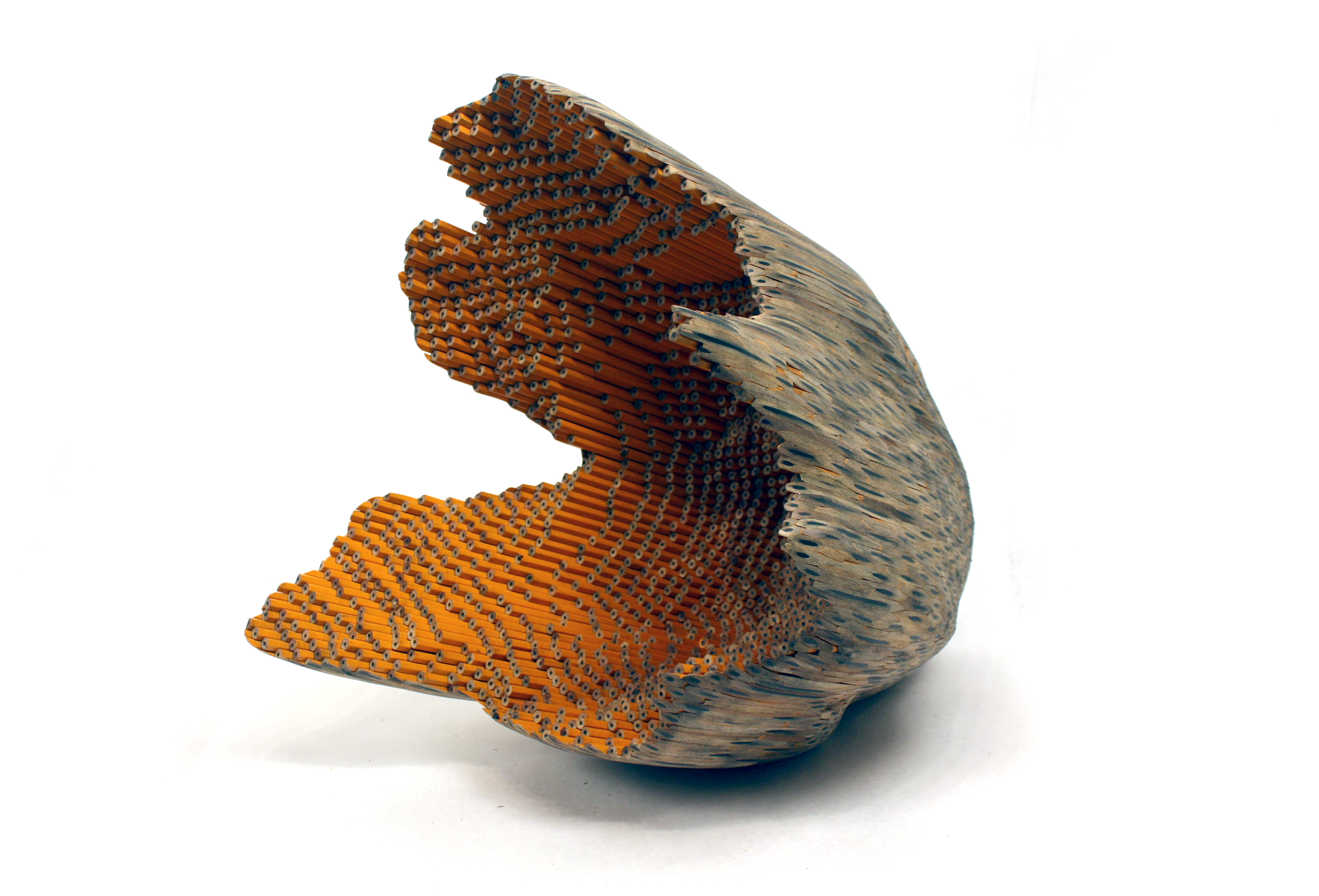 Interview with pencil sculpture jessica drenk